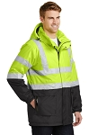 Port Authority® ANSI 107 Class 3 Safety Heavyweight Parka