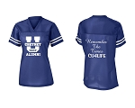 LADIES Fan Replica Jersey (Cheyney)